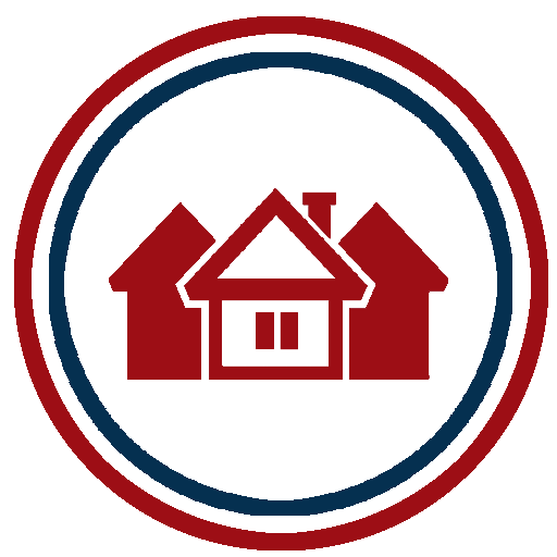 Icon of townhomes that receive our home inspection services